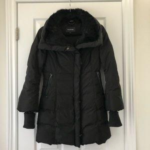 💥 SALE - Mackage Fur Puffer Coat XS